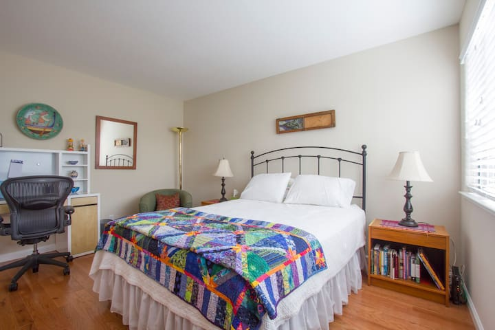 Private Bedroom near Apple HQ - Cupertino - Bed & Breakfast