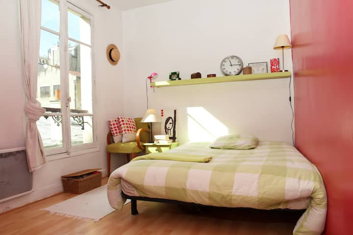 Nice and cosy Flat near Montmartre