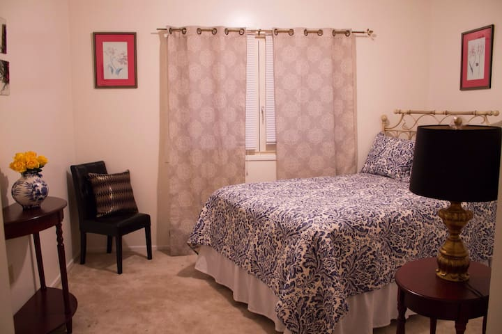 Comfy Private Room Near Rutgers Uni - New Brunswick - House