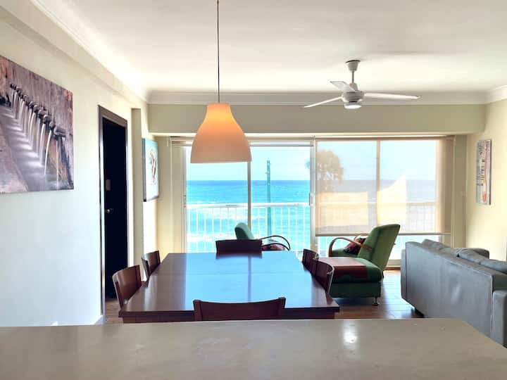 Apartamento  espectacular vista al mar en Malecón