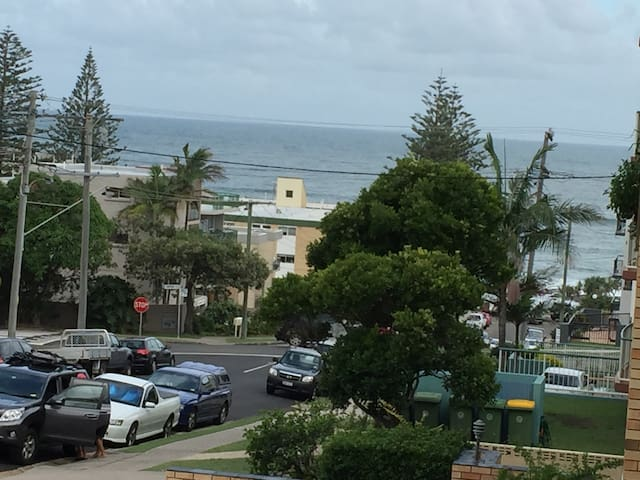 Taken from the terrace, a 3 minute walk to beach and boardwalk along the beach
