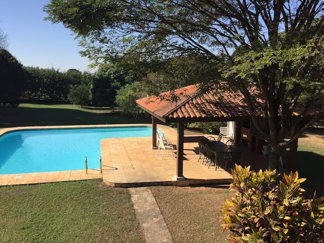 Casa de Campo Jundiaí