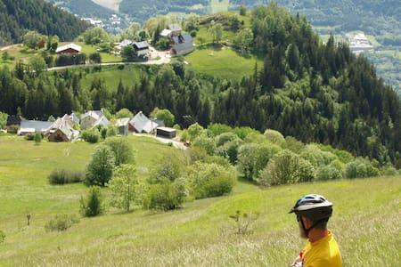Large cottage in hamlet in mountain - LA GARDE EN OISANS