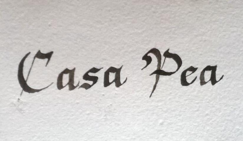 """B&B """"Casa Pea"""" dormire in famiglia lontano da casa - Paladina"""