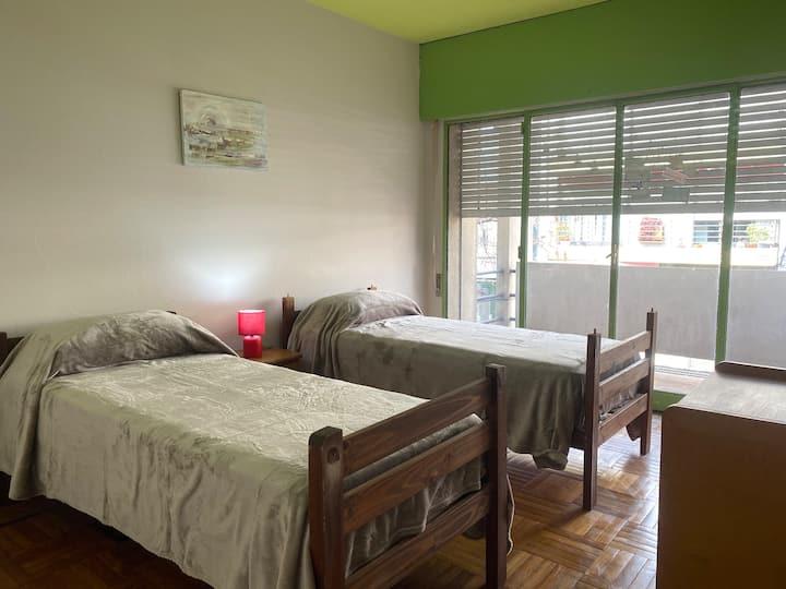 Cómodo apartamento en zona inmejorable de Paysandú