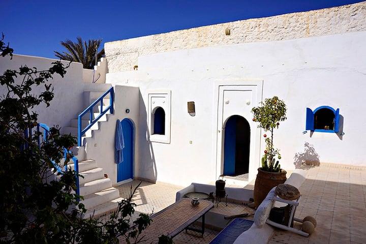 Tradiditional house / Dar