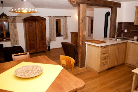 Waterwheel apartment at Stony Creek - 捷克克魯姆洛夫(Český Krumlov)