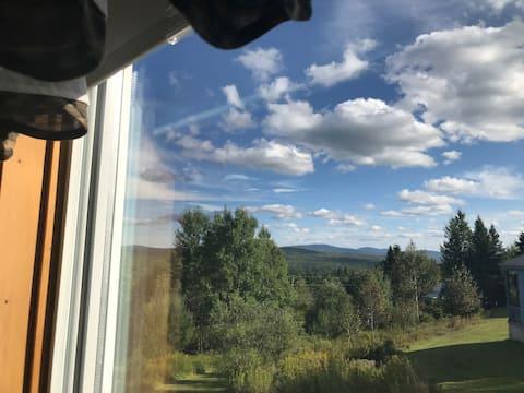 Beautiful Mountain Views