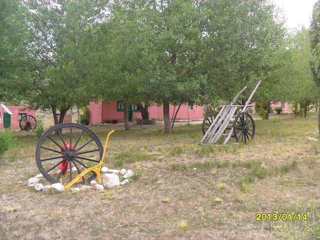 """Refugio: """"El Cóndor"""""""
