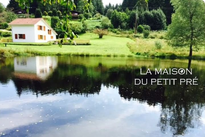 Gîte La Maison du  Petit Pré proche Lac  Gérardmer