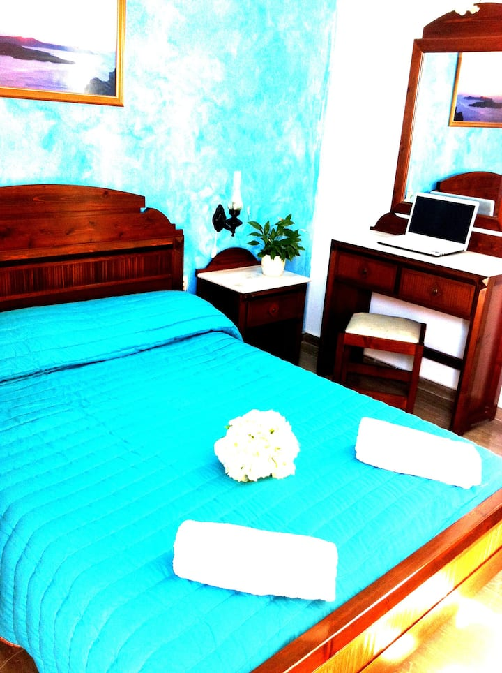 Double or twin room at Emmanouela Studios & Villas