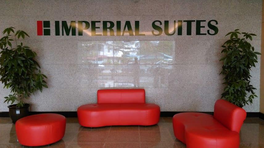 Imperial Suites: Robin Homestay 2 ;皇家套房:罗宾民宿2 - คูชิง - อพาร์ทเมนท์