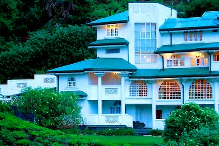 Nuwra Eliya Green Forest Boutique Bungalow. - Nuwara Eliya - Bed & Breakfast