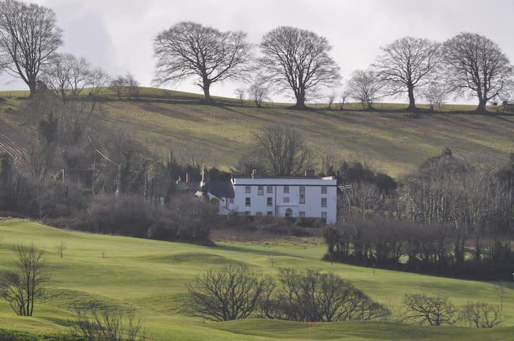 Mount Sandford House, Sleeps 24 - Barnstaple - House