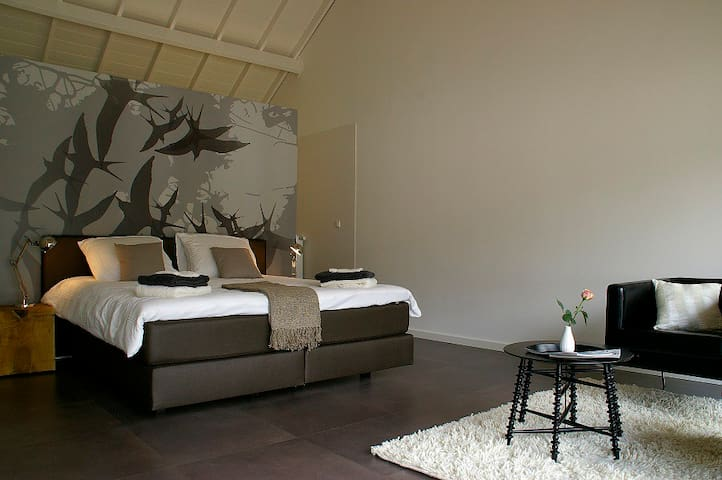 Relax in luxury in the RoseVillage  - Lottum - Bed & Breakfast