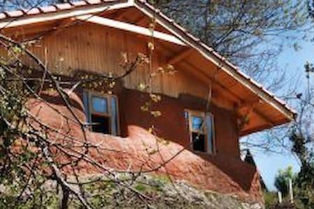 TANGALA COB HOUSE - Fethiye - Casa cova