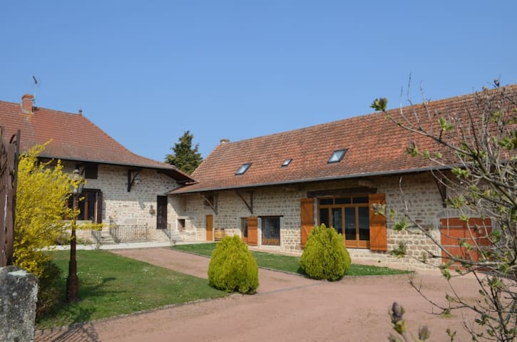 Votre gite en Bourgogne sud - Sivignon - Casa