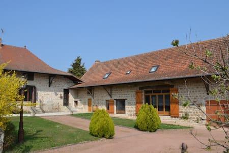 Votre gite en Bourgogne sud - Sivignon - Дом