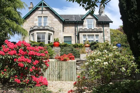 B&B set in spectacular countryside - Pitlochry