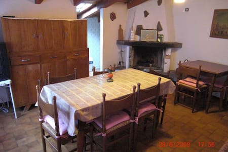 Vacanze in Montagna - Vallecamonica 1000mt - Ossimo Superiore - Apartament