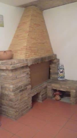 La casa del vasaio - Sulmona - บ้าน