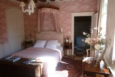 Manoir de Boisairault, (Saumur) - Le Coudray-Macouard - Bed & Breakfast