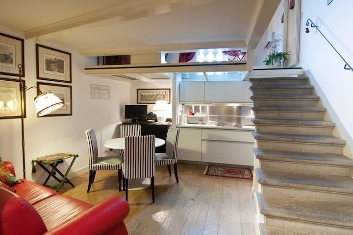 Romantic Centre of Florence - Exclusive Loft - Firenze - Loft