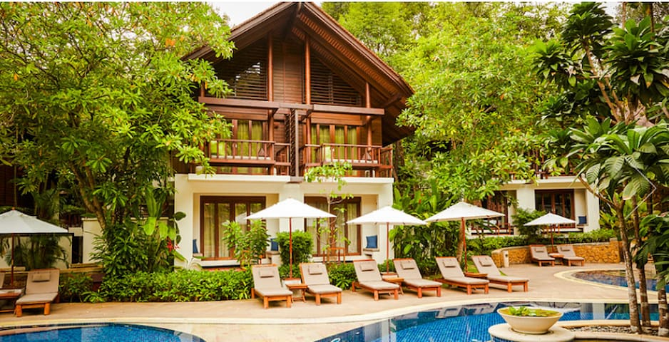 High end Luxury Villa Superior Room Krabi - Ao Nang - Boutique hotel
