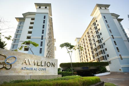PD Avillion Admiral Cove 4*Hotel海中天 - Port Dickson - Lakás
