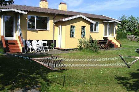Holiday apartment in Bornholm - Allinge