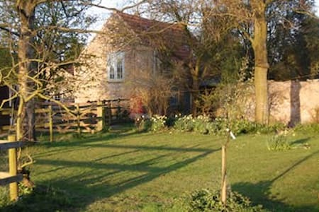 Beautiful old self contained Barn - Galhampton - Huis