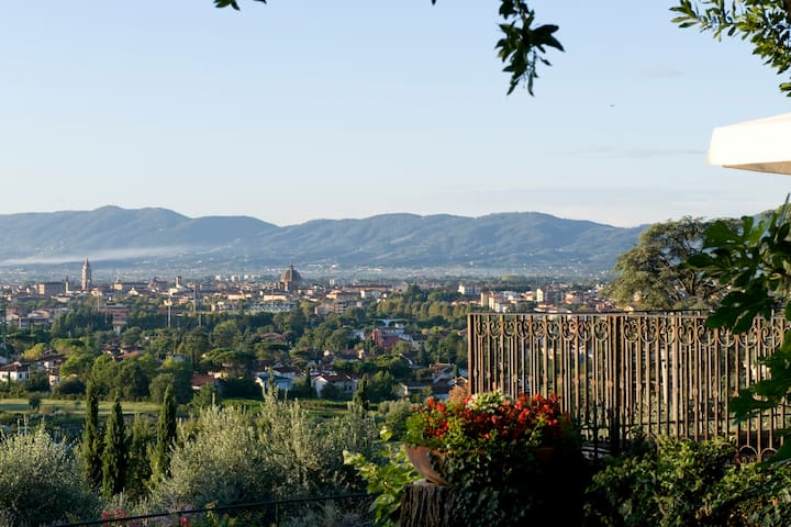 Villa Silvestrini - Fantastica vista sulla Toscana