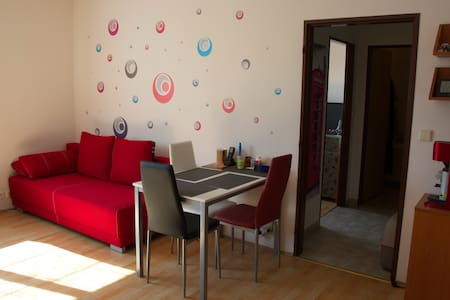 Shared room 20 min to the Prague city center - Praha