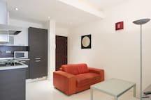 St Julian's 1 bed room Modern Apartment