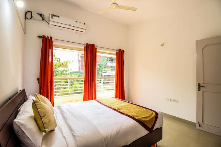 3 BHK  Sunny Villa With A View