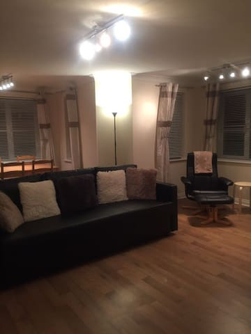 TWO bedroom first floor apartment