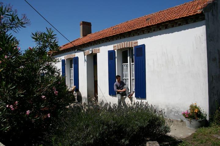 Charming sommerhouse in Noirmoutier - L'Épine