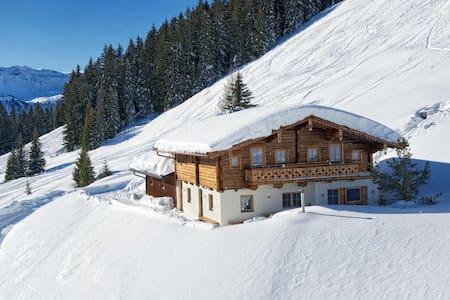 Alpine deluxe chalet-Wallegg Lodge - Hinterglemm - Chalet