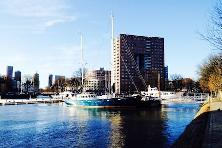 Luxurious and private ship - Róterdam