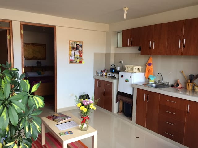 New Private Apartment - San Blas Market - Cusco - Lägenhet