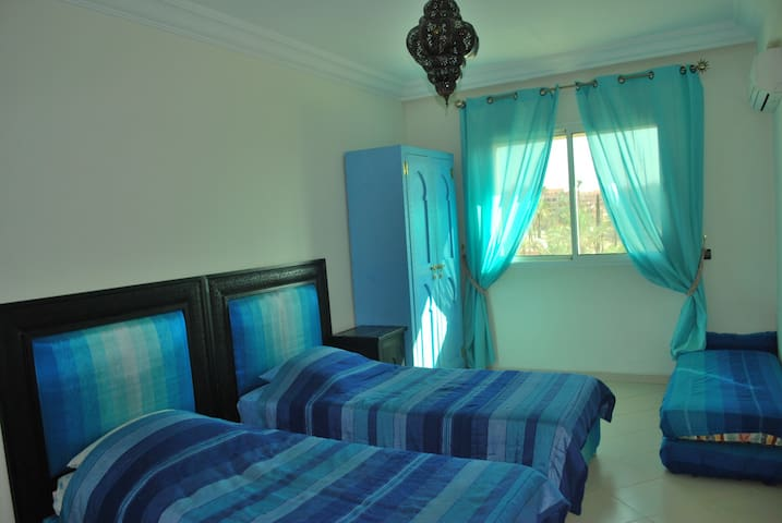 Appartement 127m2 Majorelle/Guéliz - Marrakech - Apartment