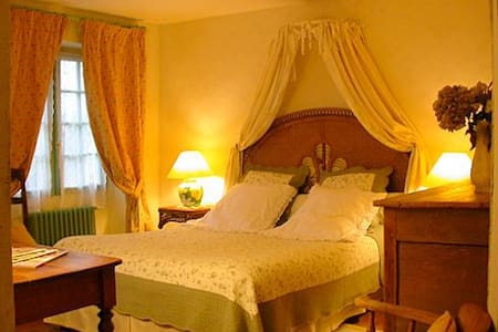 Clos de la Rose: double room - Saint-Cyr-sur-Morin - Bed & Breakfast