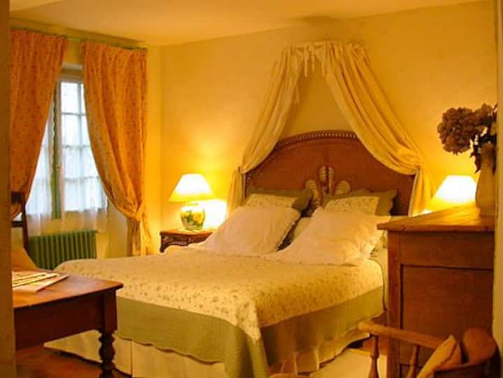 Clos de la Rose: cosy double room