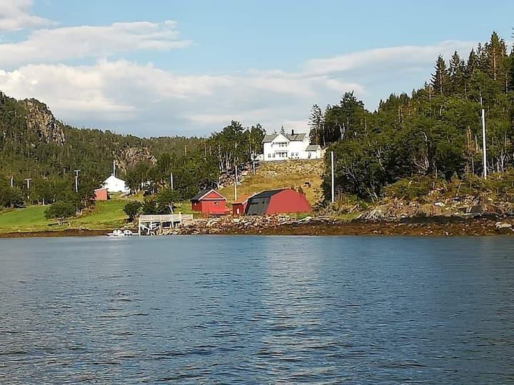 Hytte på Kalkløv Gård