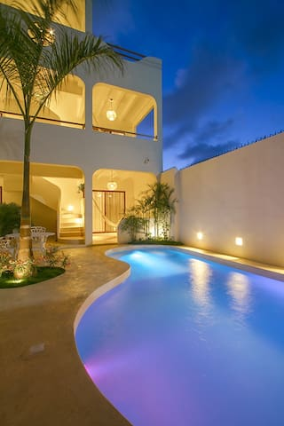 Villas del Mar Azul department - Playa del Carmen