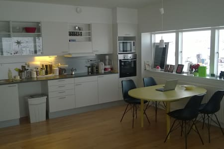 Nice apartment for rent in Nuuk - Nuuk - Appartement