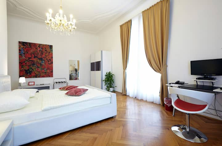 B&B AT THE HEART OF VIENNA Single