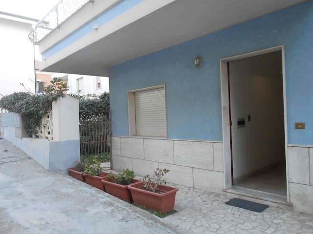 Appartamento sul mare - Monasterace - Apartemen