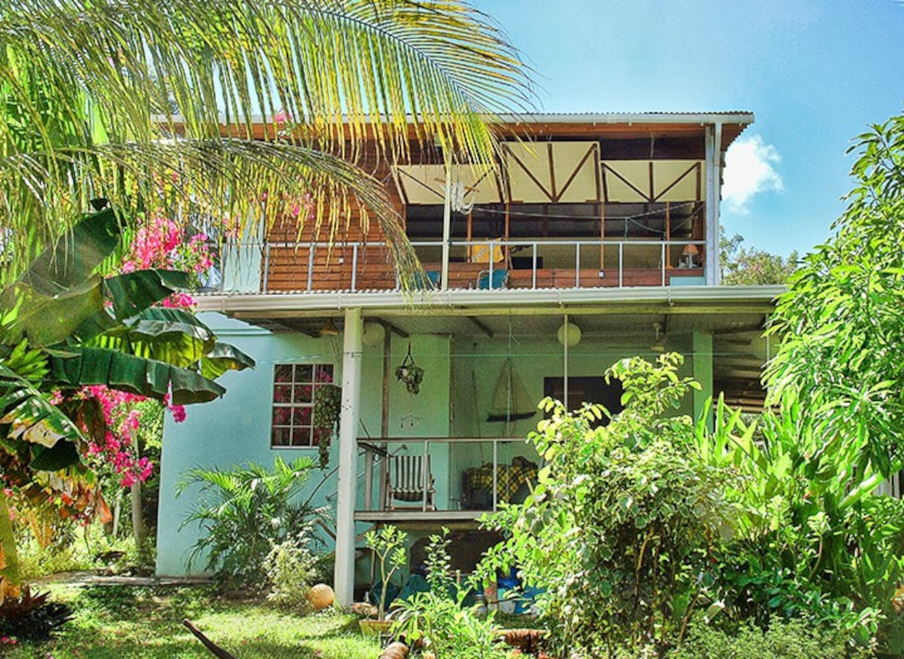 Garden house close to the beach - Apartments for Rent in carriacou ...