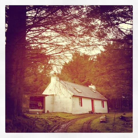 Downtime Cottage - Glassmullan - Rumah